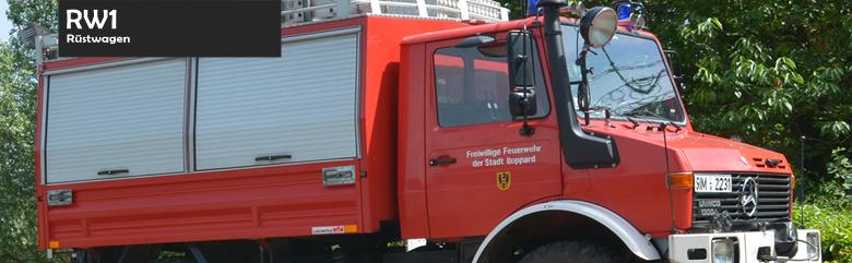 Rüstwagen (RW 1)
